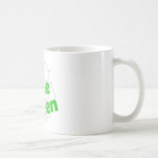 gone green mug