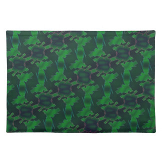 Gone green placemats