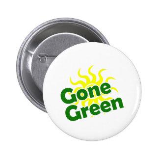 gone green solar button