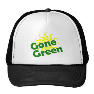 gone green solar hat