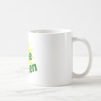 gone green solar coffee mug