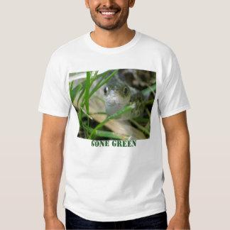 gone green t-shirts
