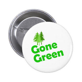 gone green trees button