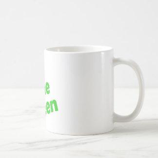 gone green trees coffee mugs