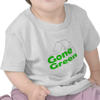 gone green shirt