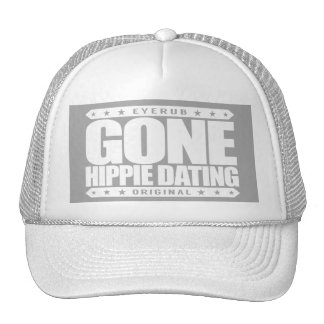 GONE HIPPIE DATING - Peace and Love Subculture Cap
