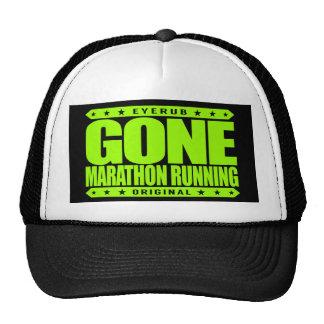 GONE MARATHON RUNNING - I'm a Long Distance Runner Cap