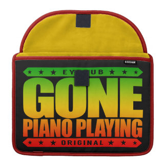 GONE PIANO PLAYING - I Am a Child Prodigy Pianist MacBook Pro Sleeves