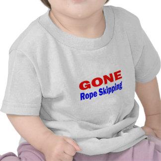 Gone Rope Skipping. Shirt