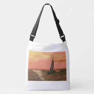 Gone Sailing Crossbody Bag