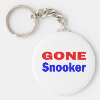 Gone Snooker. Key Ring