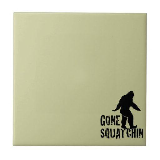 Gone Squatchin 2 Tiles