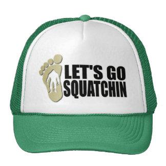 Gone Squatchin: Bobo will never find Bigfoot Cap