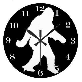 Gone Squatchin Wall Clock