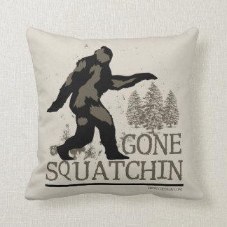 Gone Squatchin Pillows