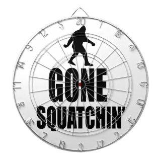 Gone Squatchin Dart Boards