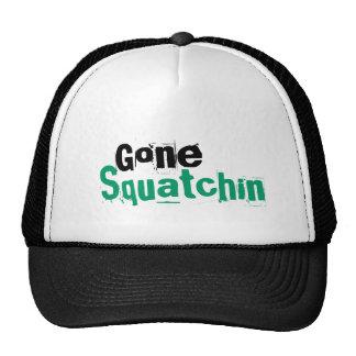 Gone Squatchin, Finding Bigfoot Mesh Hat