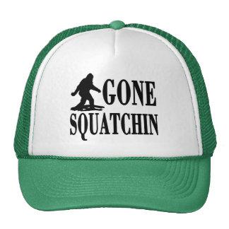 Gone Squatchin, Finding Bigfoot, Trucker Cap