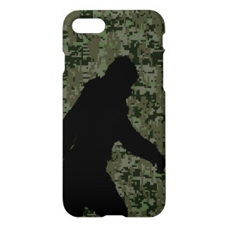 Gone Squatchin For on Olive Camouflage iPhone 7 Case