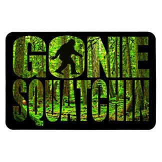 Gone Squatchin **Forest Edition** Flexi Magnet