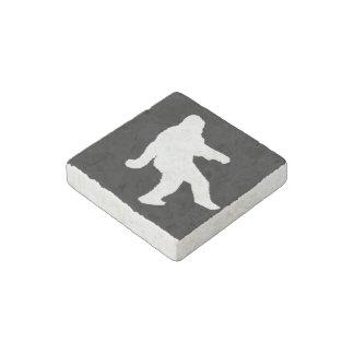 Gone Squatchin Stone Magnet
