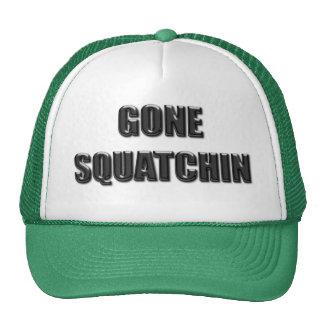 Gone Squatchin - Glass Version Cap