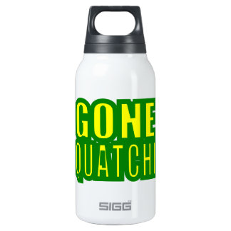 Gone Squatchin Green /Yellow
