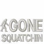 Gone squatchin hoodies