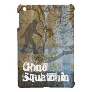 Gone Squatchin iPad Mini Cover