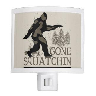 Gone Squatchin Nite Lights