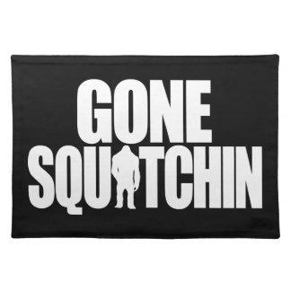 Gone Squatchin Place Mats