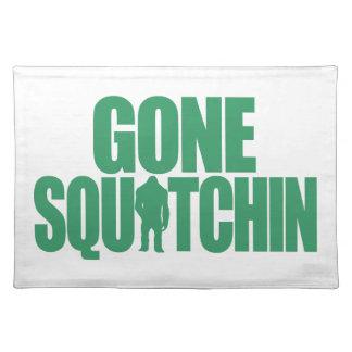 Gone Squatchin Placemats