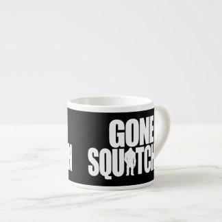 Gone Squatchin Espresso Cup