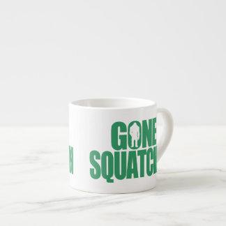 Gone Squatchin Espresso Cups