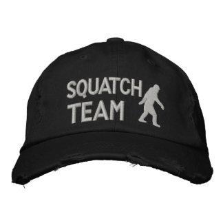 Gone Squatchin squatch team Embroidered Hat