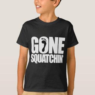 GONE SQUATCHIN' - T-Shirt