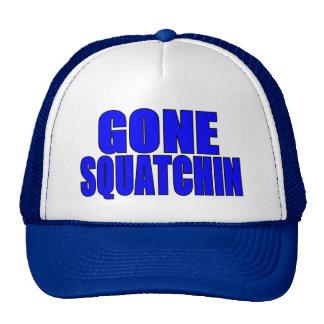 Gone Squatchin Trucker Cap