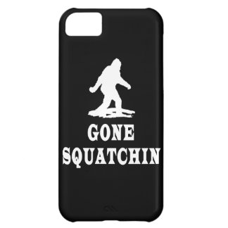 Gone Squatching, Finding Bigfoot, Squatch iPhone 5C Cover