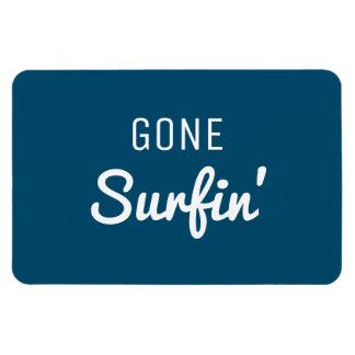Gone Surfin' Magnet