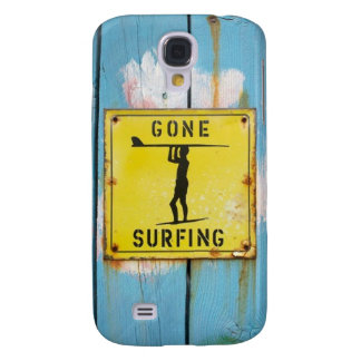 Gone surfing case - HTC Vivid Galaxy S4 Cover