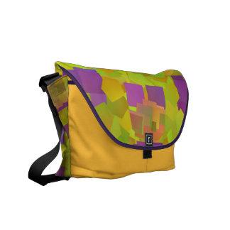 Gone To Pieces Rickshaw Messenger Bag