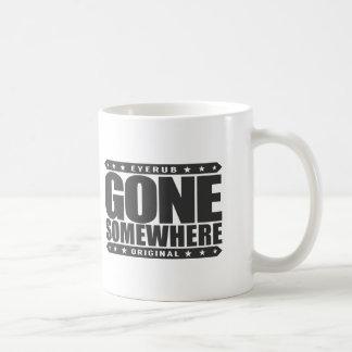 GONE WATERSKIING - I'm Strong, Fearless Waterskier Basic White Mug