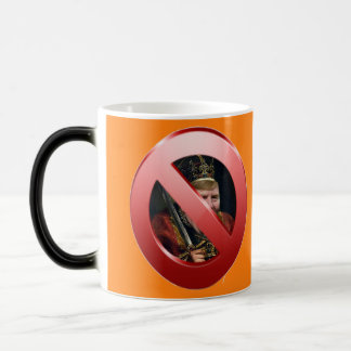 Gone with Willem - sulk #2 Magic Mug