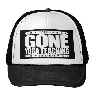 GONE YOGA TEACHING - Physical & Spiritual Teacher Cap