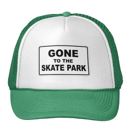 Gone you the skate Park Hat