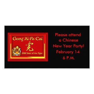 Gong Xi Fa Cai Cards, Notecards, Greetings Card