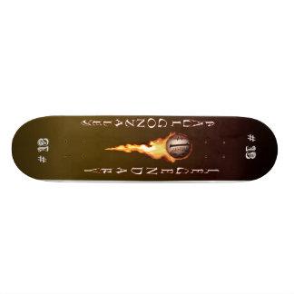 Gonzalez Legendary Skateboard