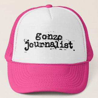 Gonzo Journalist Trucker Hat