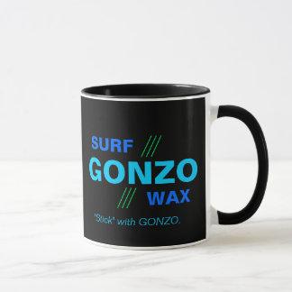 GONZO SURF WAX mug
