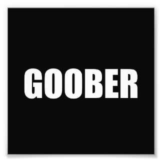 Goober Art Photo